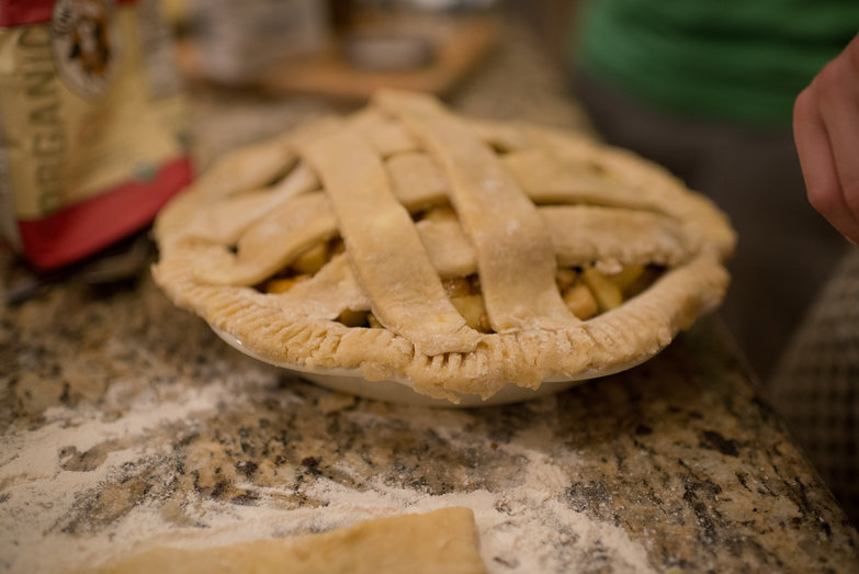 Steph's Apple Pie