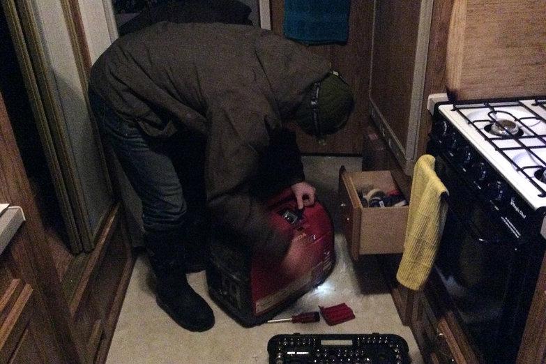 Tyler Fixing Generator