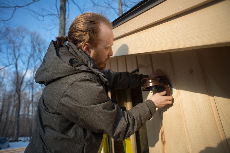 Tyler Wiring Solar Shed Light Fixture