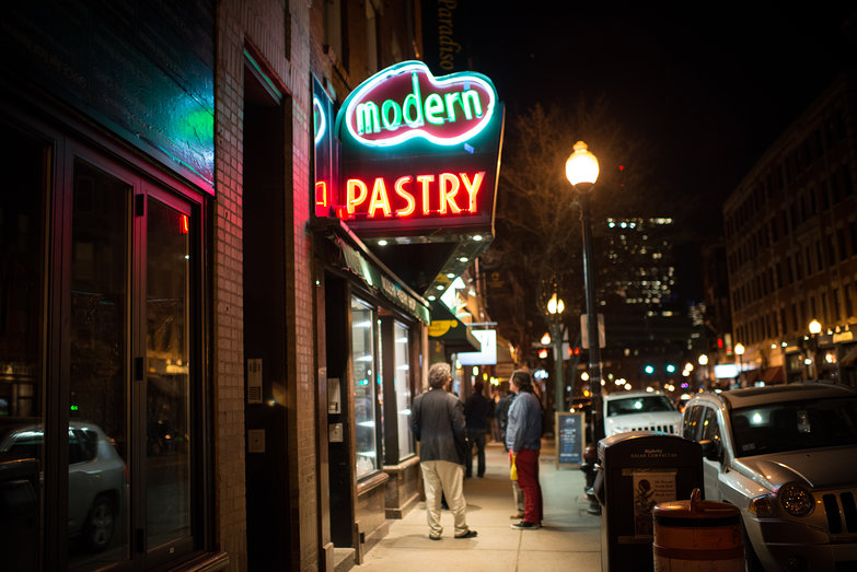 Modern Pastry in Boston