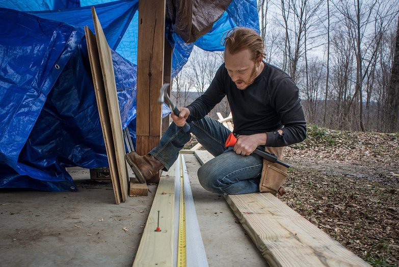 Tyler Laying Pony Wall Sill Plate