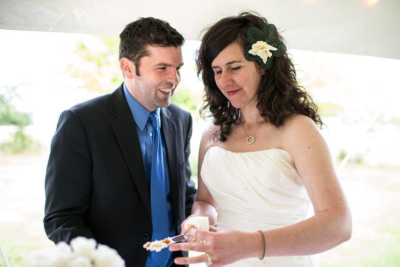 Karina & Ivica Cut the Cake