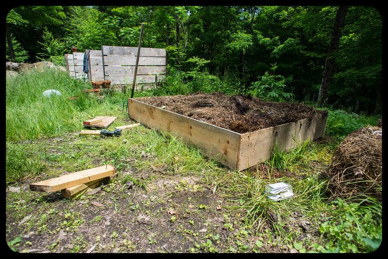Rotting Hay Garden