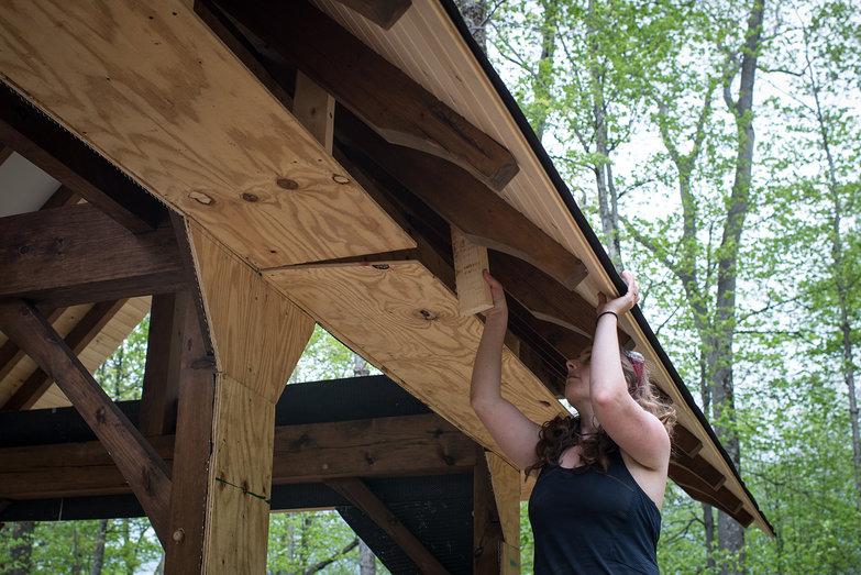 Tara Building Bale Stops