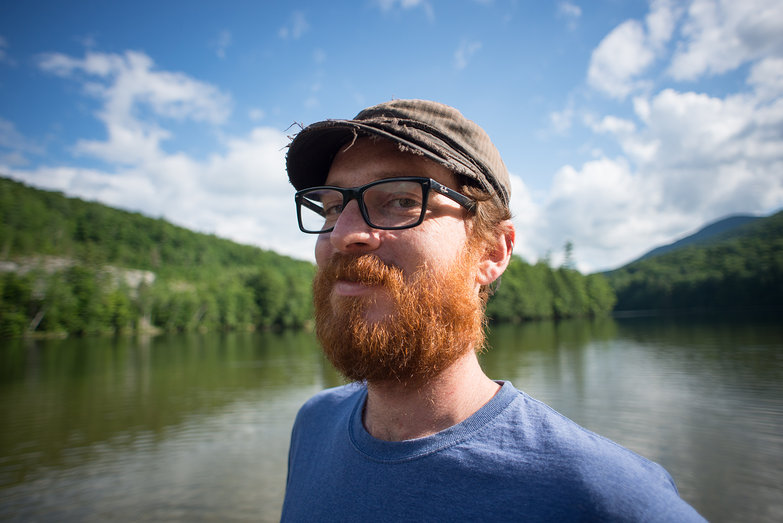 Pete at Emerald Lake