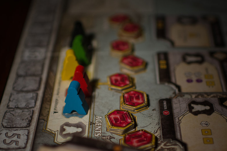 Lords of Waterdeep (Game Night at Cold Antler Farm)