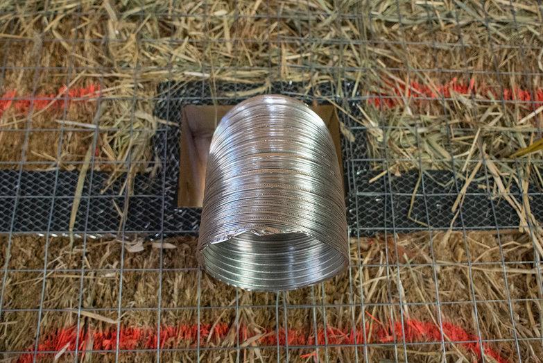 Installing Range Hood Vent Ducting