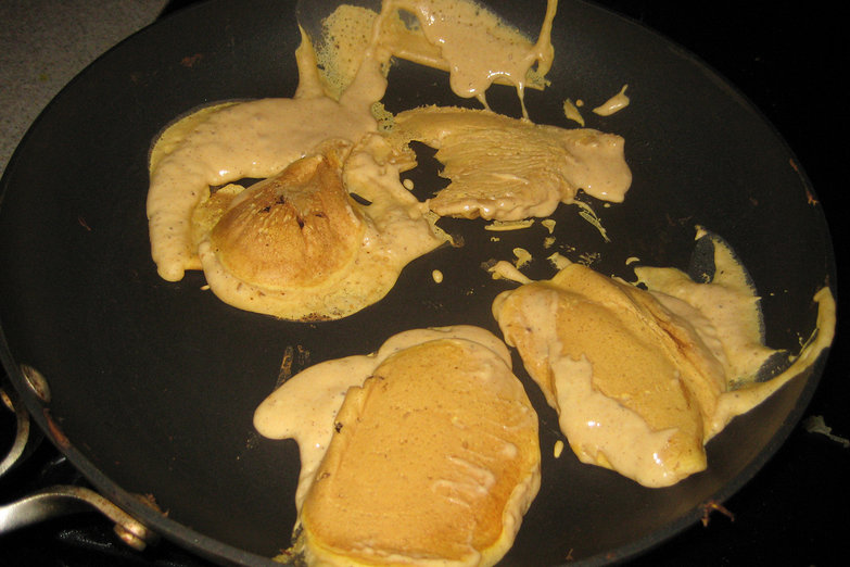 The First Shitty Pancake