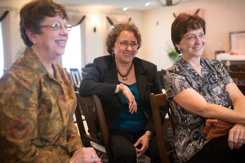 Anne, Lisa & Peggy Jean
