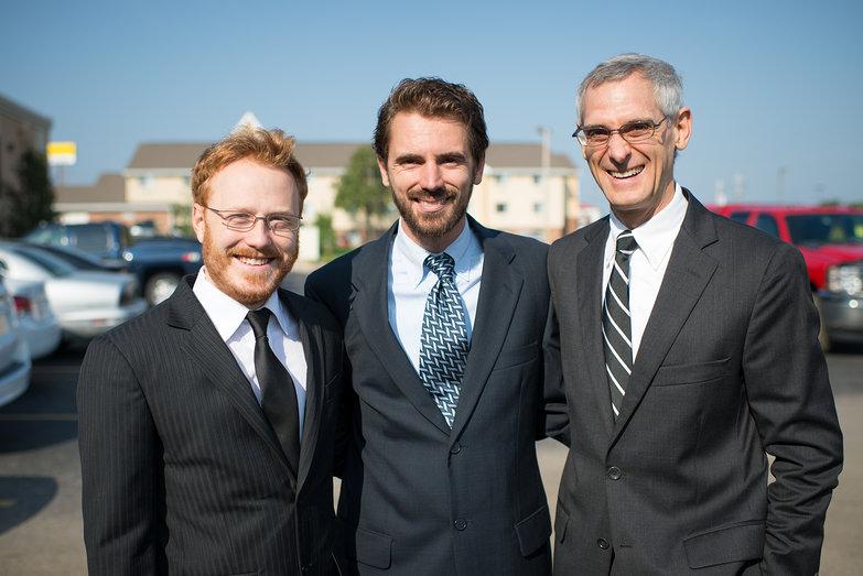 Tyler, Lian & Mark