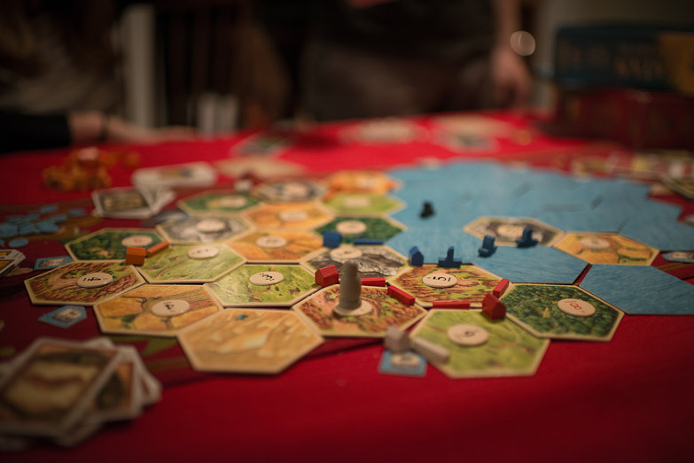 Christmas Eve Catan