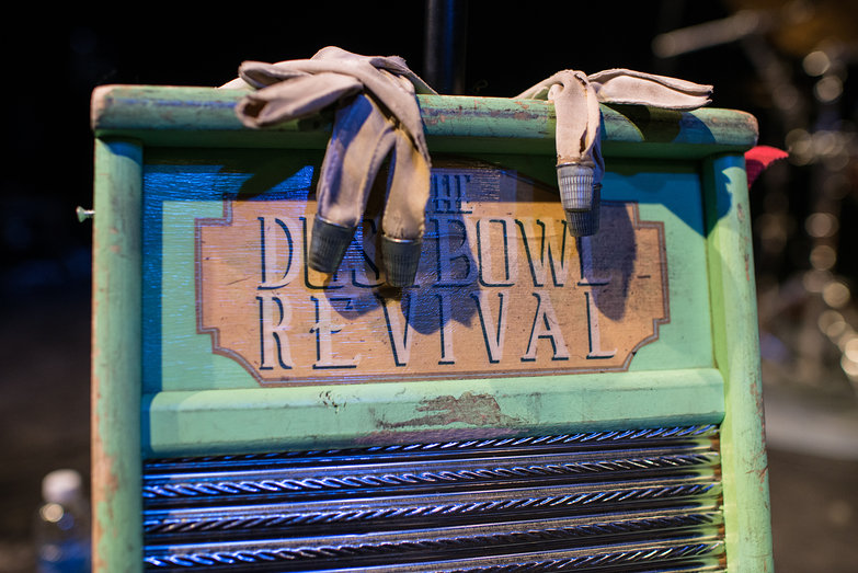 Dustbowl Revival Washboard