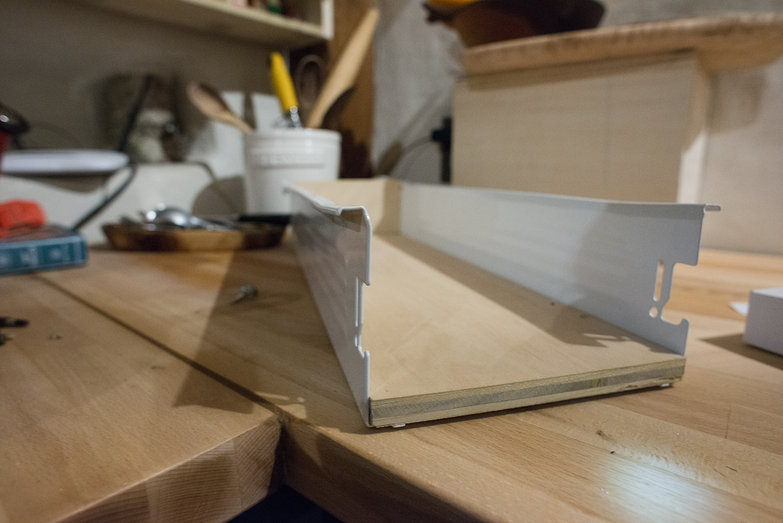 Building Blum Tandem Drawers for Kitchen Cabinets