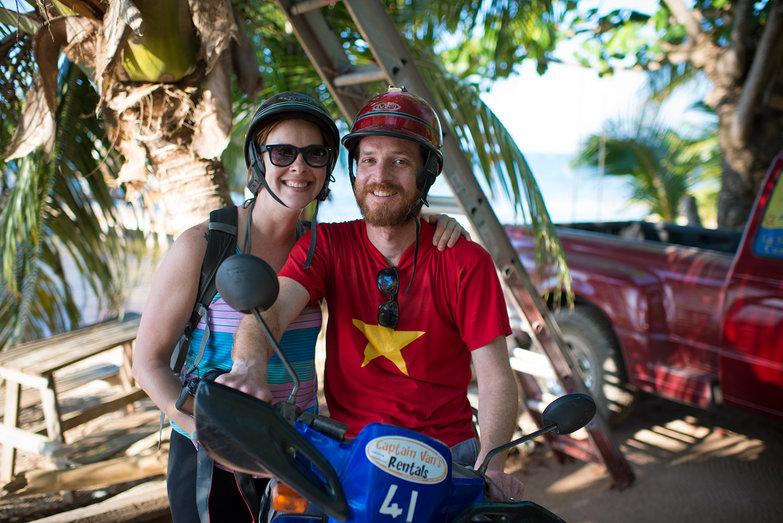 Natasha & Pete