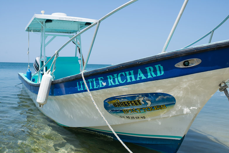 Little Richard the Boat