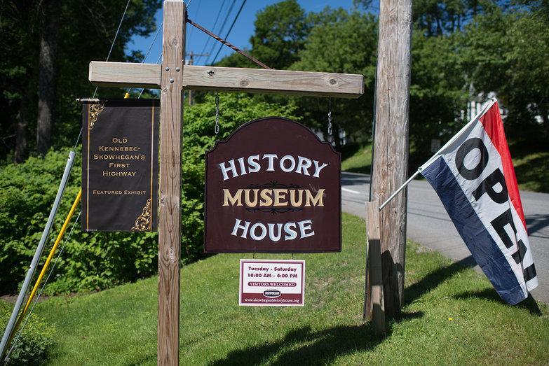Skowhegan, Maine's History House Museum