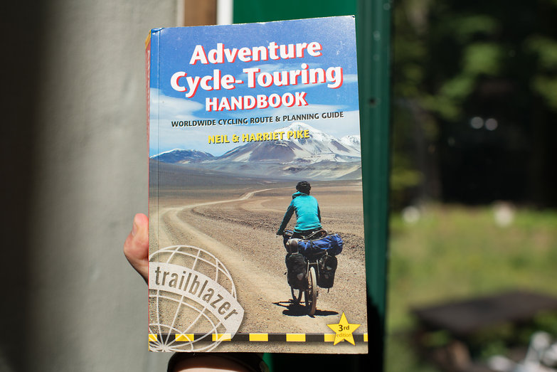 Adventure Cycle-Touring Handbook (Edition Three)