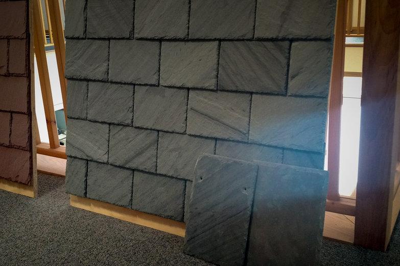 Strata Grey Slate at The New England Slate Company