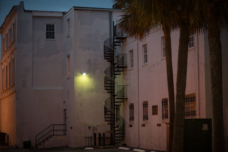 Charleston Spiral Staircase