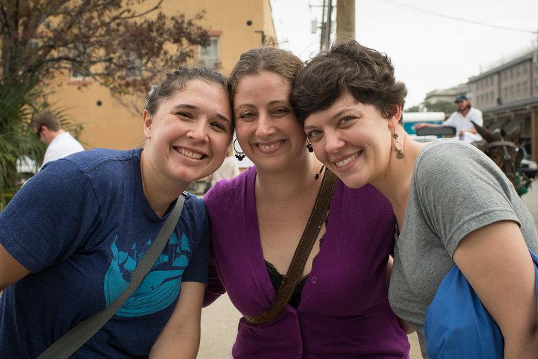 Jess, Tara & Julia