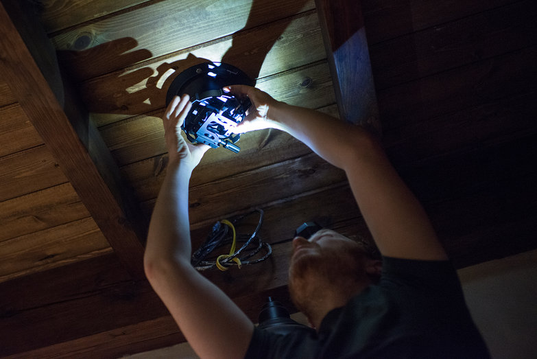 Tyler Affixing Projector Mount