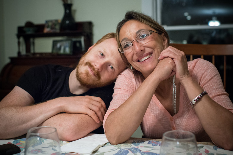 Tyler & His Mom, Jodi