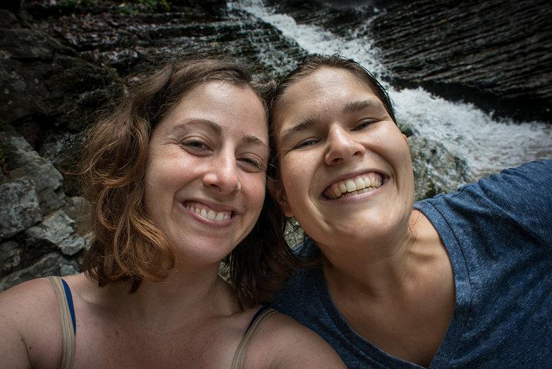 Tara & Lizza