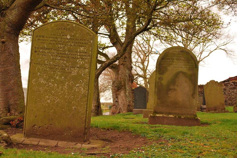 Whitekirk Graveyard