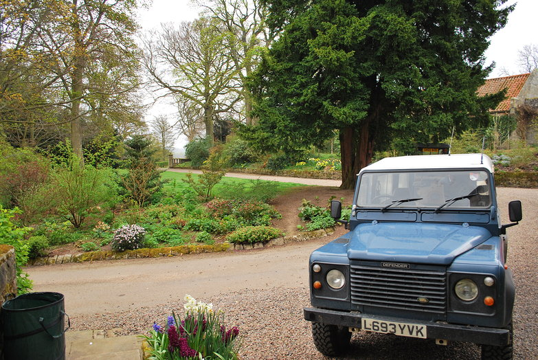 Hedgeley Land Rover