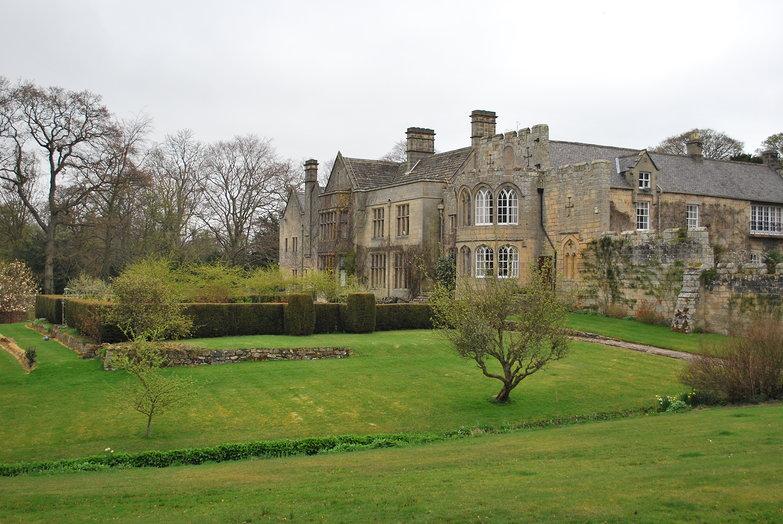 Hedgeley Hall
