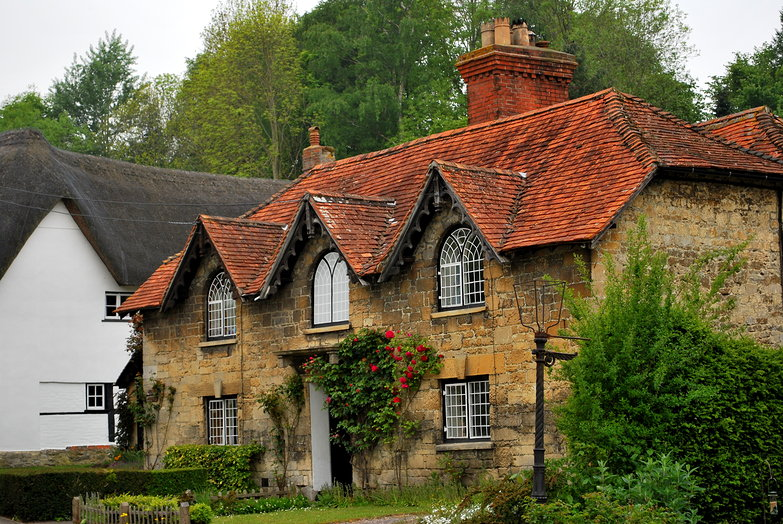Nifty Old House