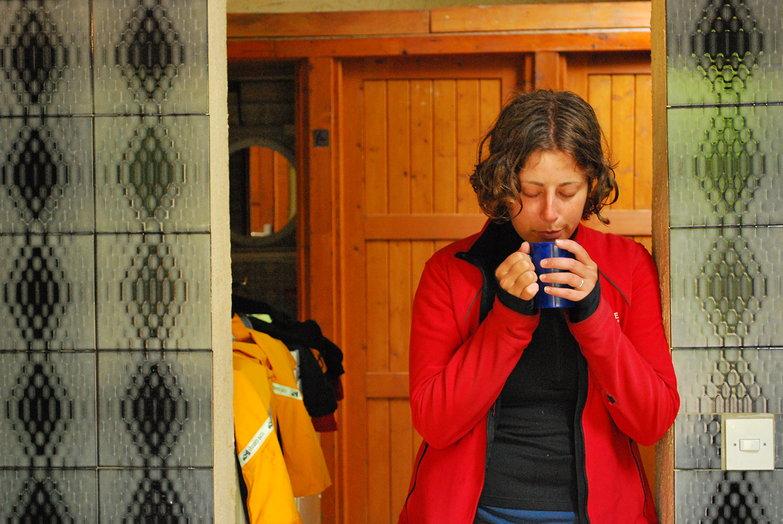 Tara & Warm Mug