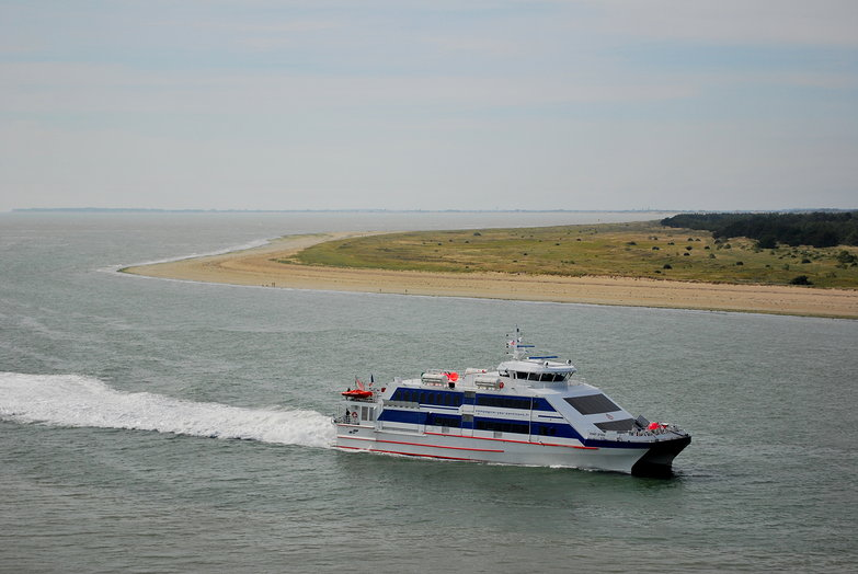 Ferry to Ile d'Yeu