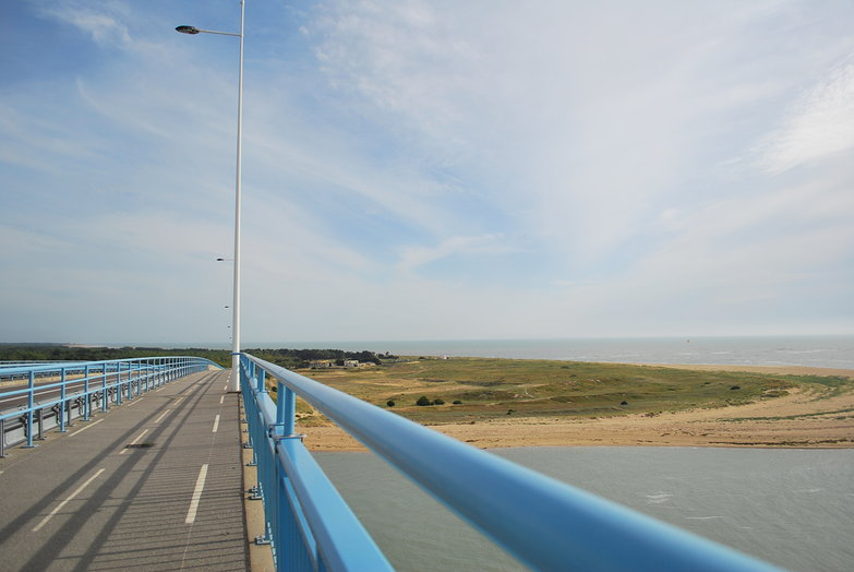 Noirmoutier Bridge Bikepath