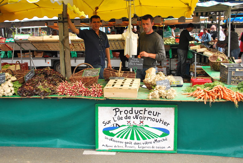 Market Stall