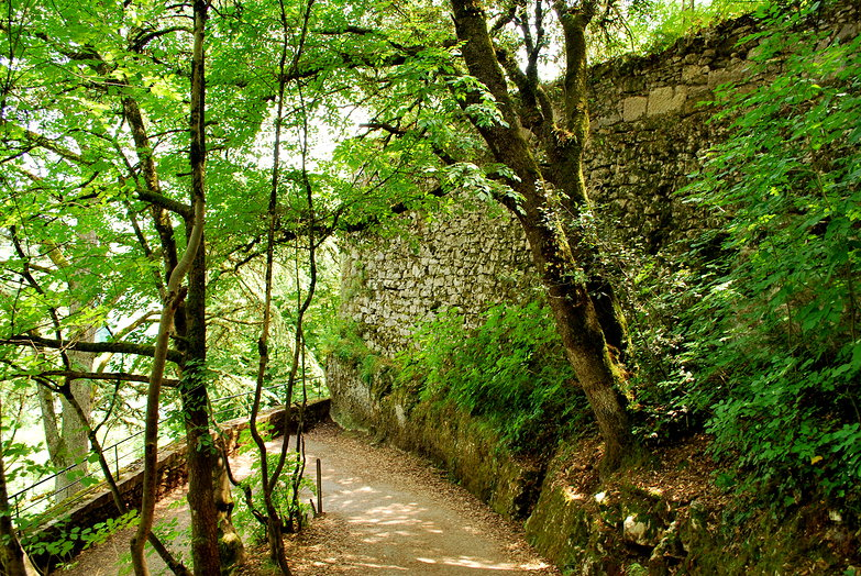 Path to Rocamadour
