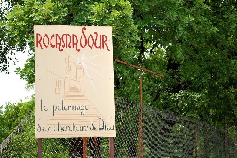 Rocamadour: Pilgrimmage for Seekers of God