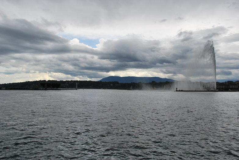 Lake Geneva Fountain