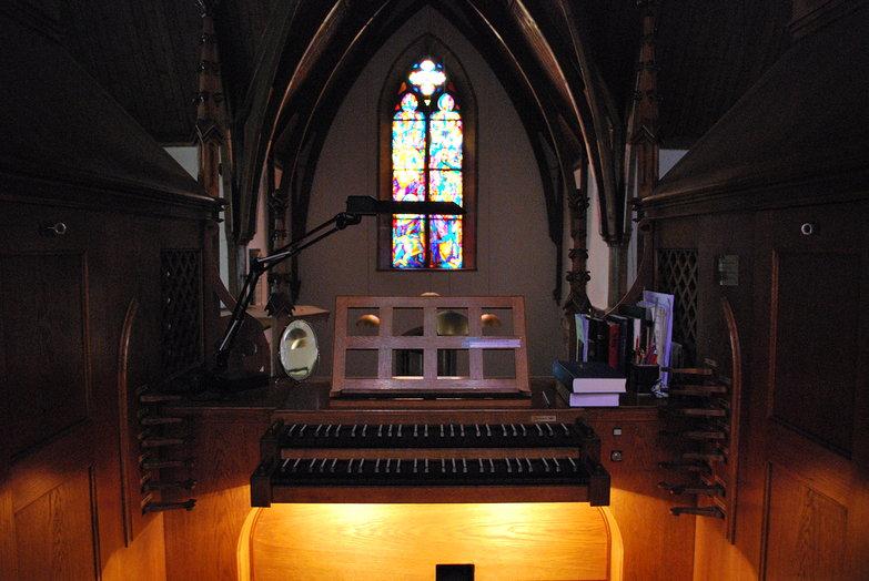 Geneva Chapel Organ