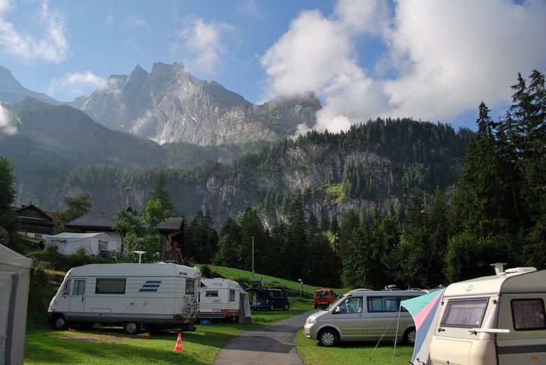 Kandersteg Campground