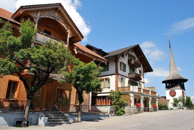 Swiss Buildings