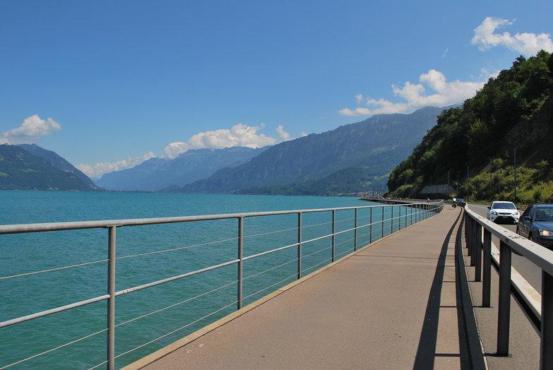 Lake Thun Cycle Path