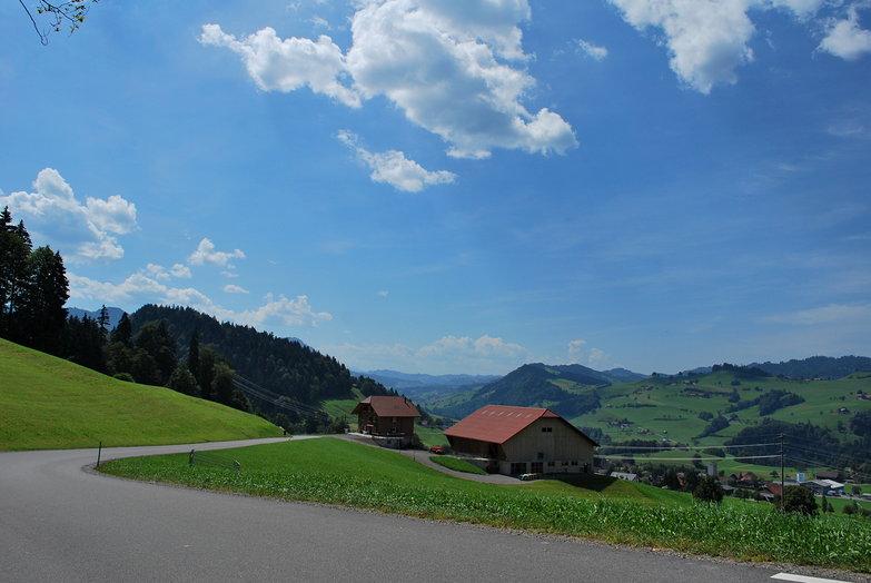 Hill-Climbing View