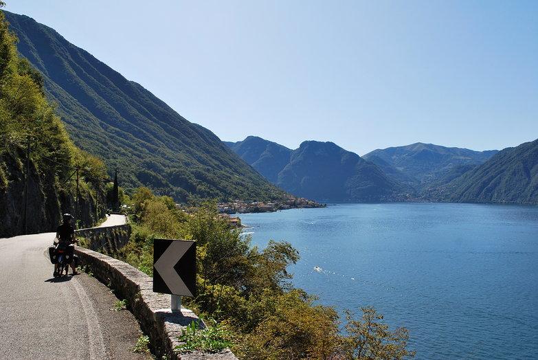 Tara on Lago di Como