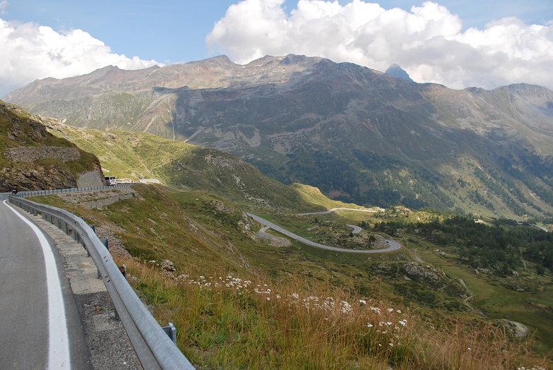 Long Downhill