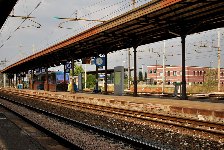 Reggio Emilia Train Station