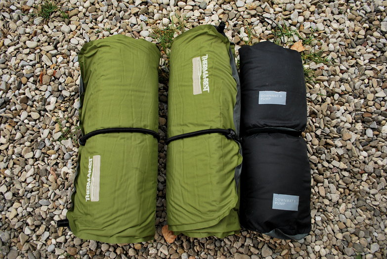 Therm-a-Rest ToughSkin vs Exped Downmat 9