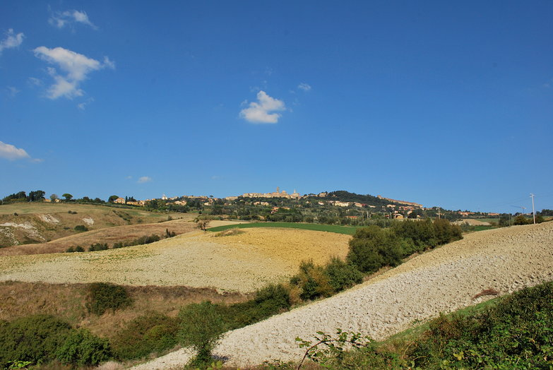 Volterra from Below