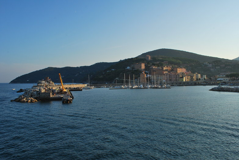 Elba Island Port