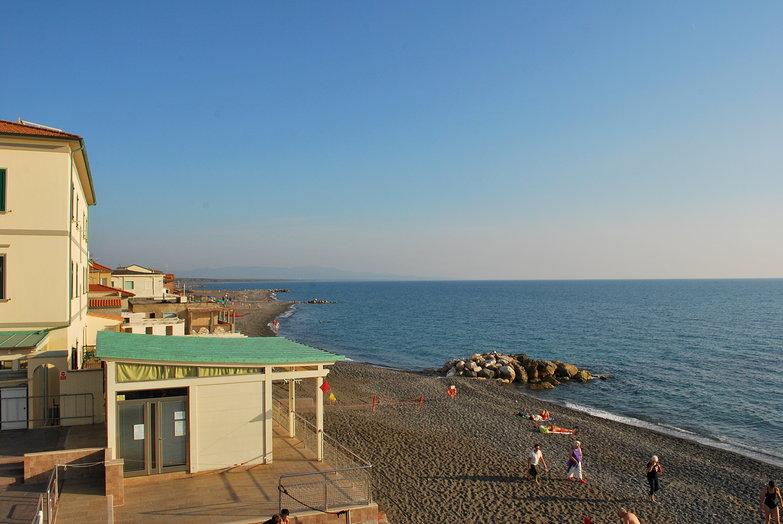 Cecina Beach
